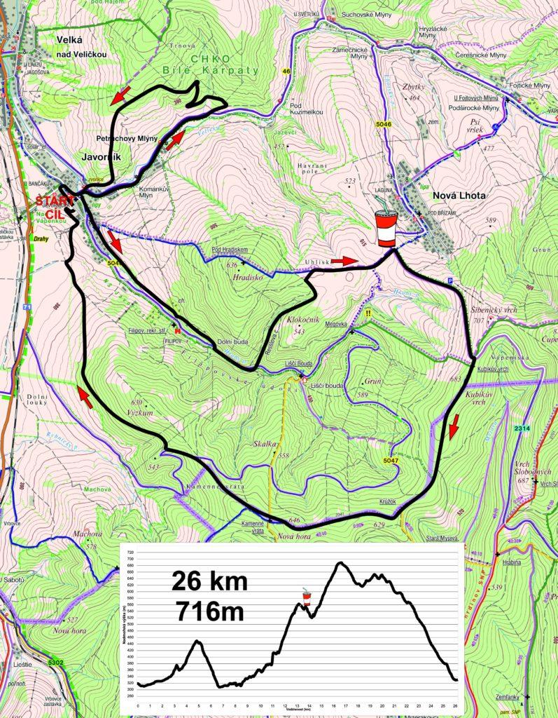 mapa 26km hotová