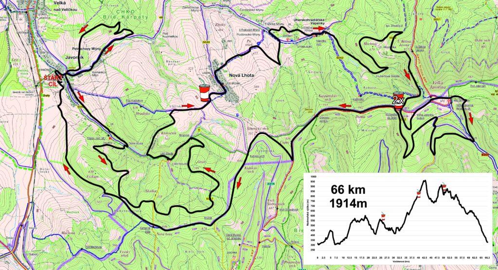 mapa 66km hotová